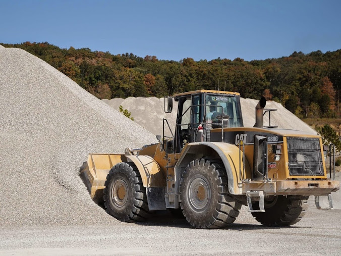 Crushed Stone Inc : Dale depot mulzer crushed stone inc