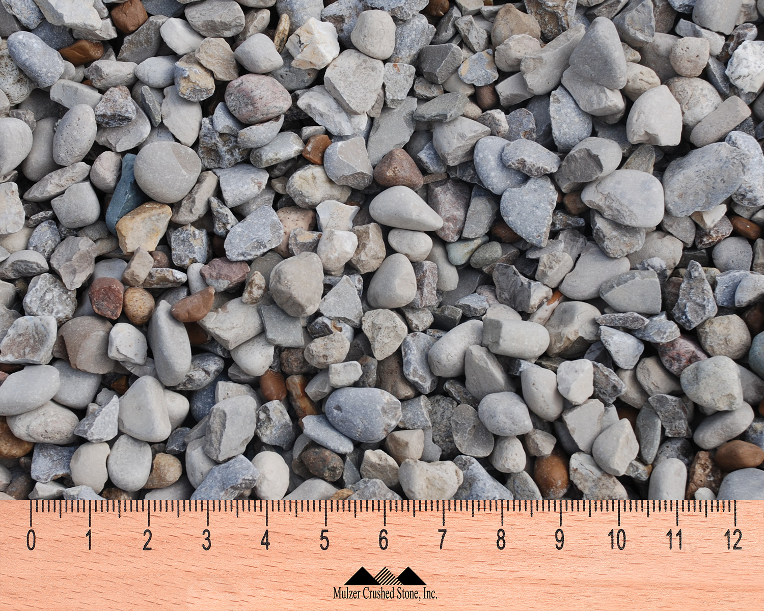 Crushed Stone Inc : Light concrete gravel mulzer crushed stone inc sand